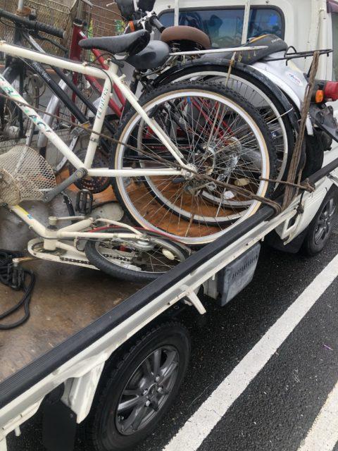 鈴鹿市 不用品回収 不用品処分  バイク処分 バイク買取