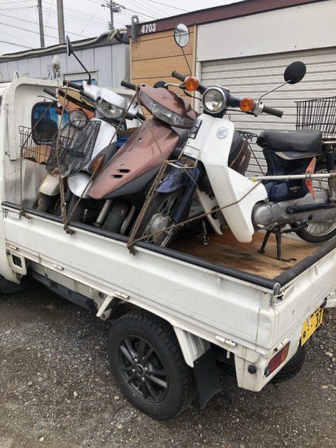 松阪市で不用品処分や不用品回収、原付、オートバイの買取なら株式会社kousui