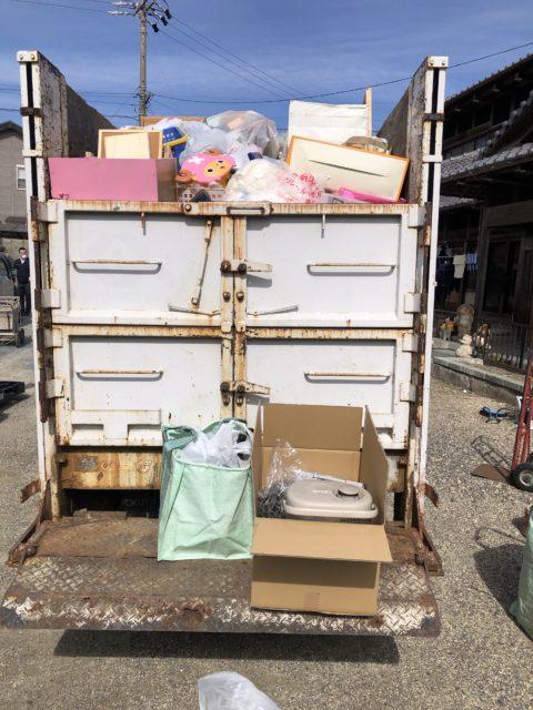 四日市市で不用品回収や不用品処分、家屋解体、遺品整理なら株式会社kousui