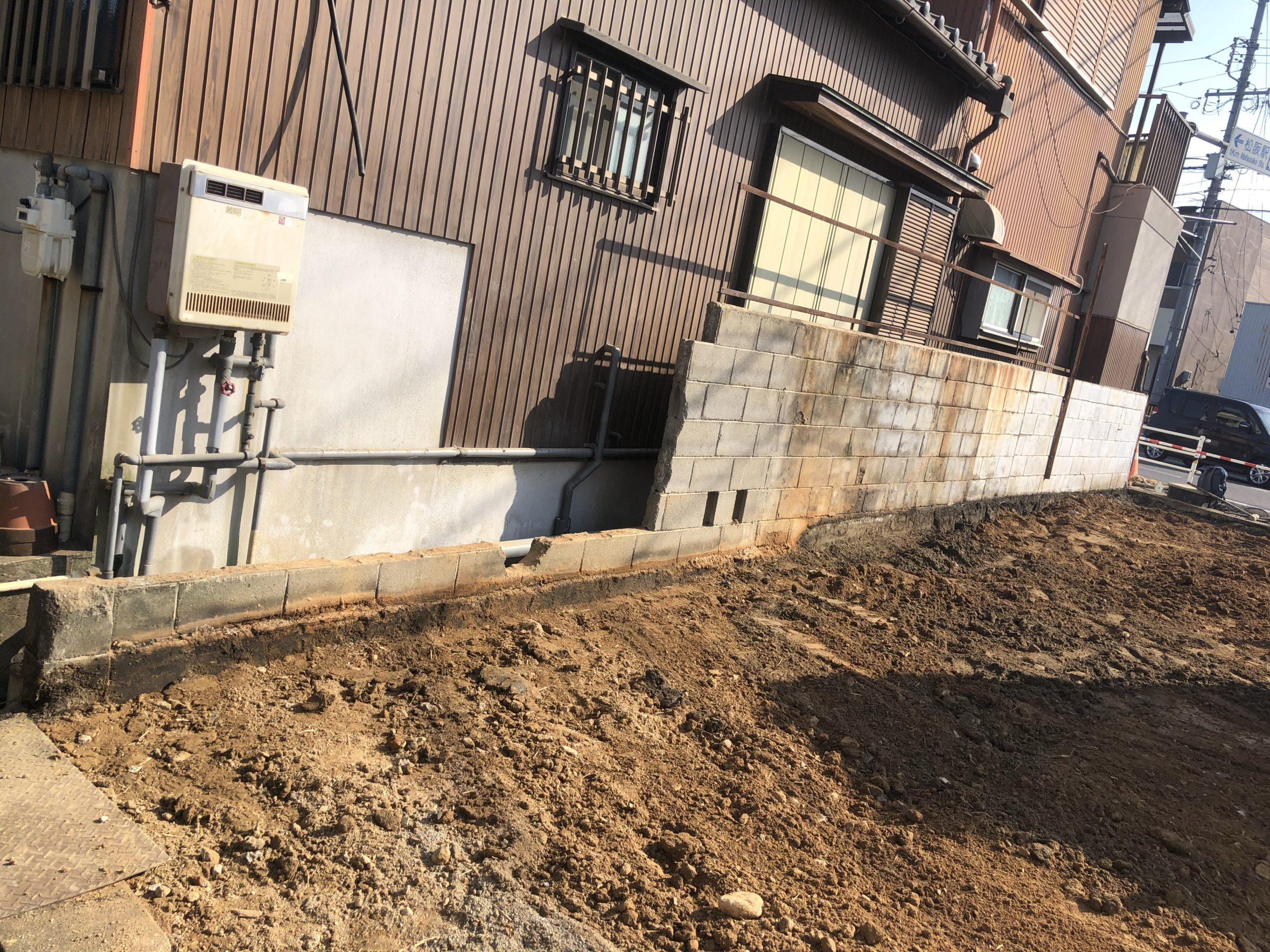 松阪市の解体工事完了!四日市市で不用品回収と鈴鹿市での不動のバイクの引き取り回収、買取業者なら株式会社kousui