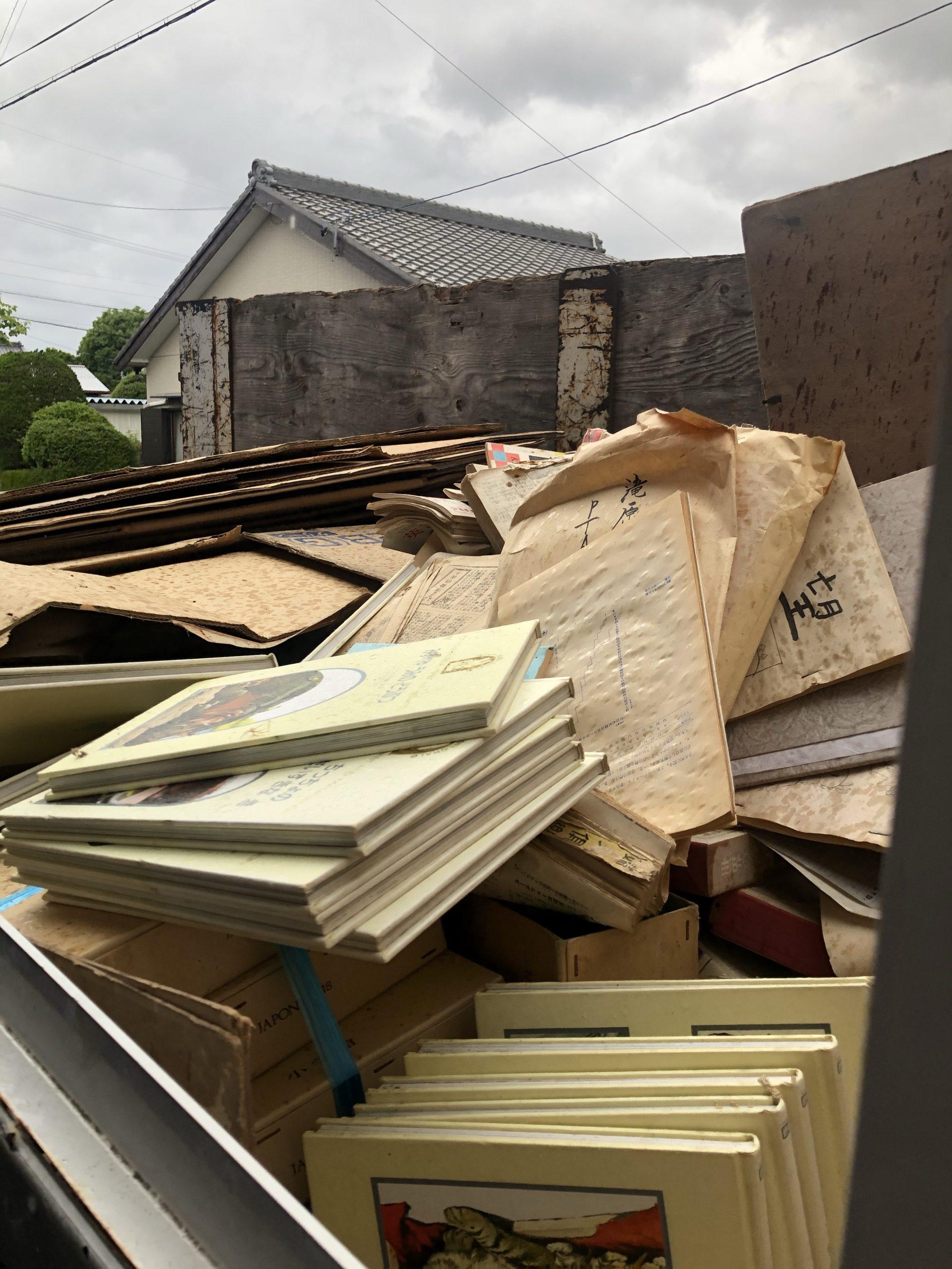 津市や伊勢市で不用品回収や処分のご相談。家屋解体工事の見積り業者なら株式会社kousui