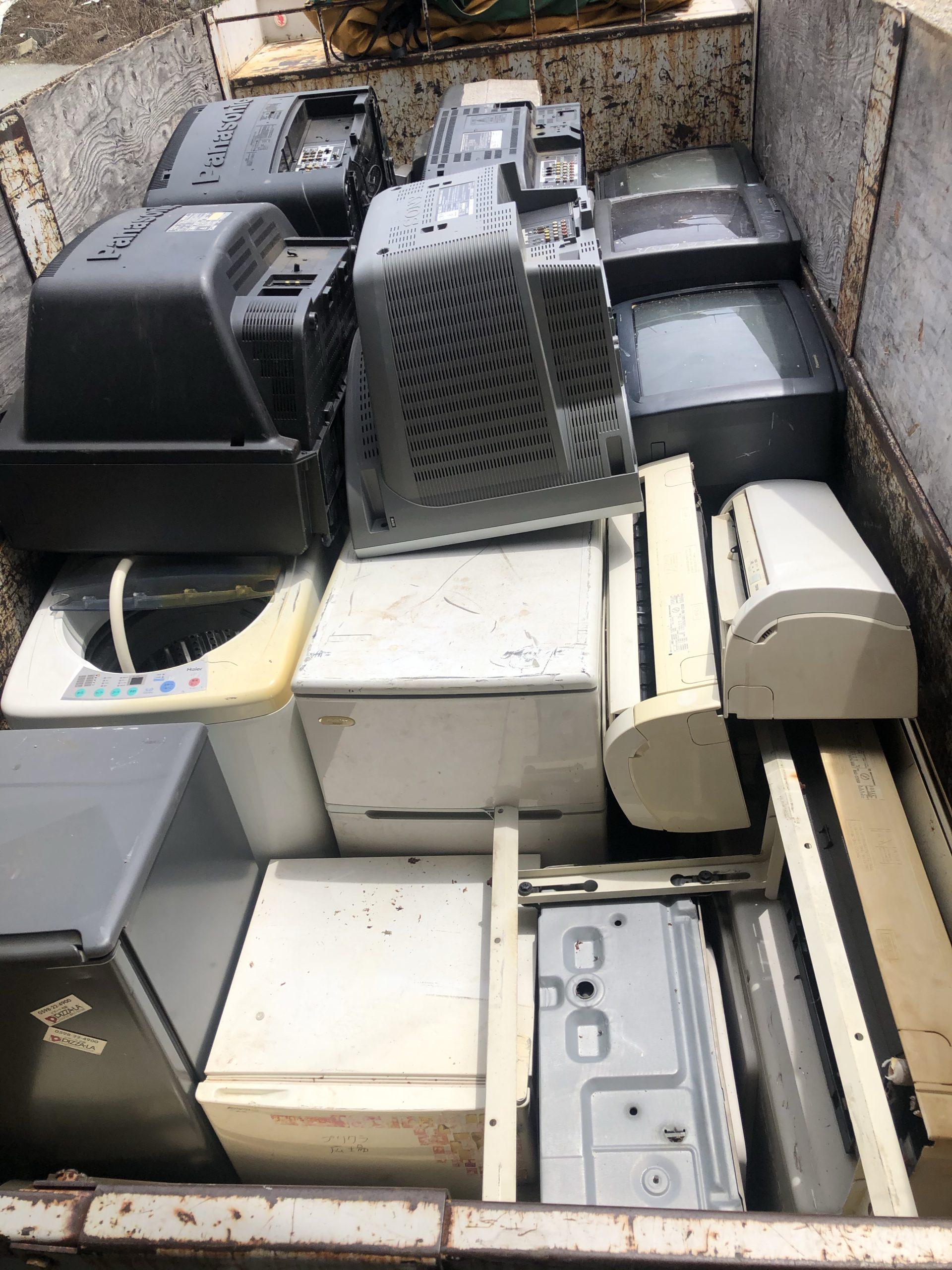 三重県津市や四日市市で不用品回収や処分のご相談、家屋解体工事の見積り業者なら株式会社kousui