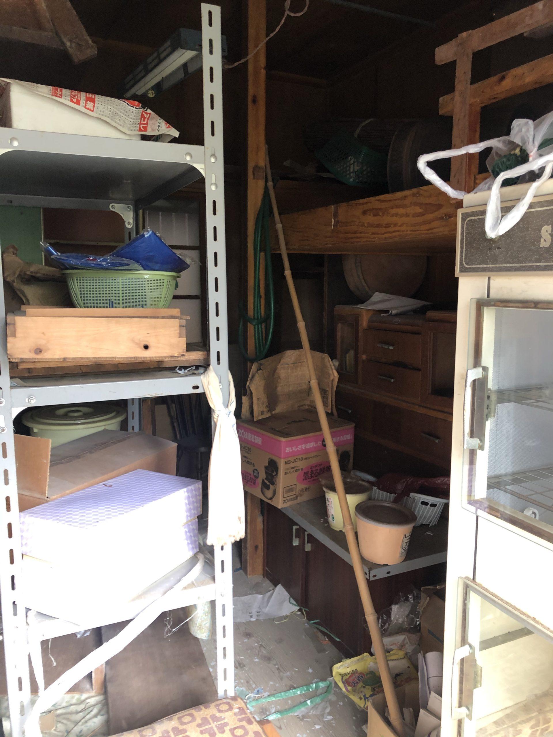 三重県津市で不用品回収や処分のご相談や家屋解体工事の見積り業者なら株式会社kousui