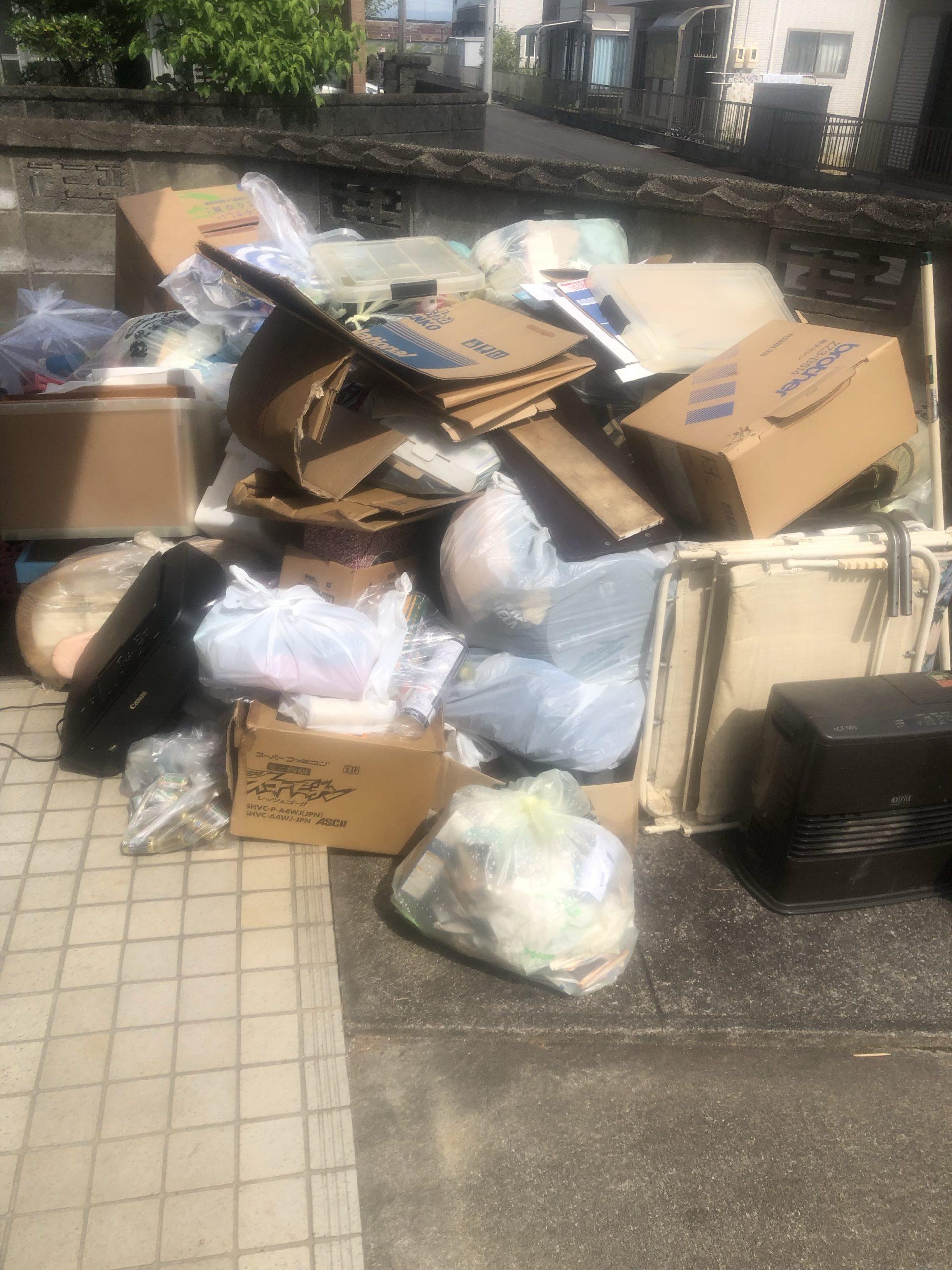 三重県津市や松阪市で不用品回収や処分のご依頼、家屋解体工事の見積もり業者なら株式会社kousui