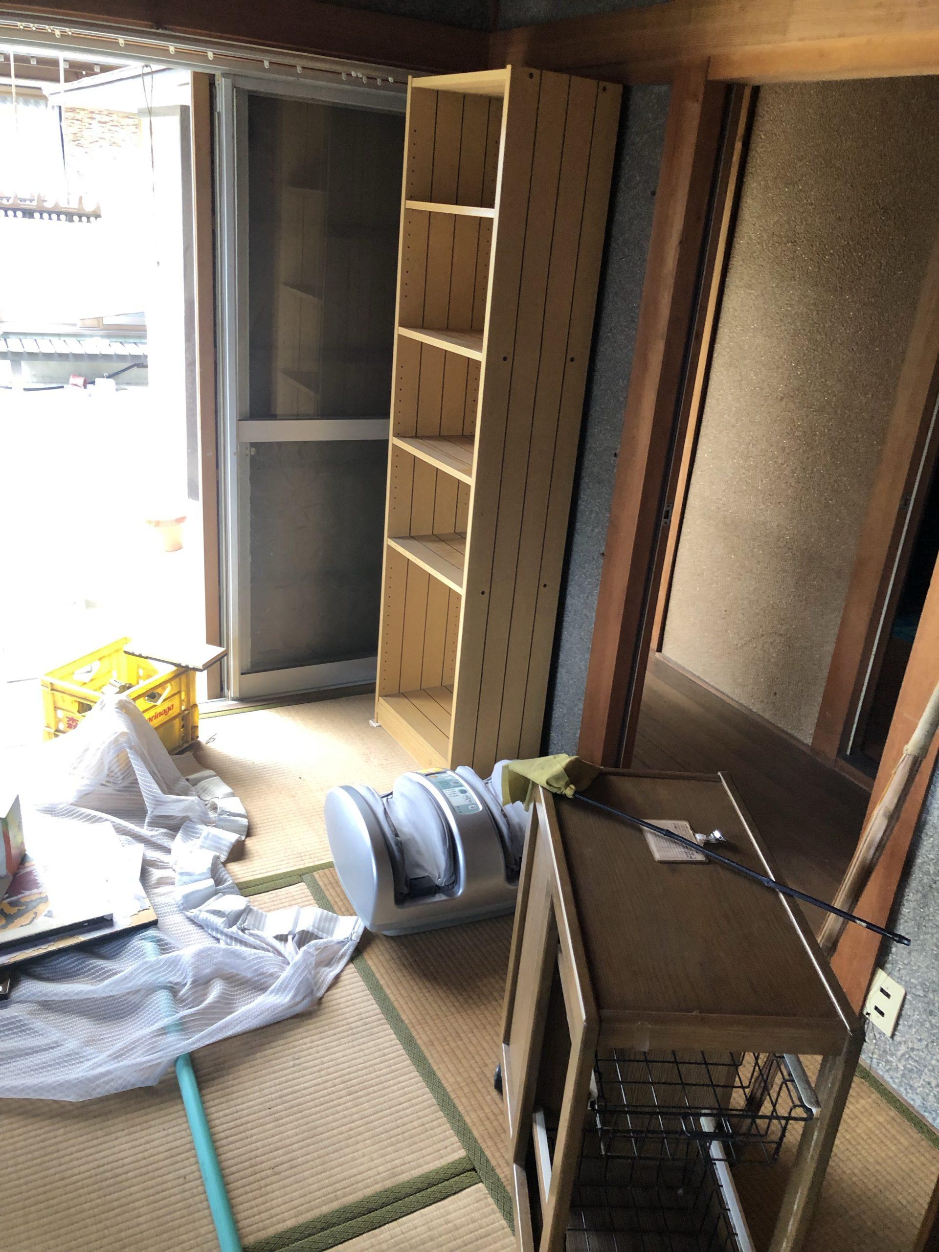 三重県津市で不用品回収や処分のご相談。遺品整理や生前整理や家屋解体工事の見積もり業者なら株式会社kousui