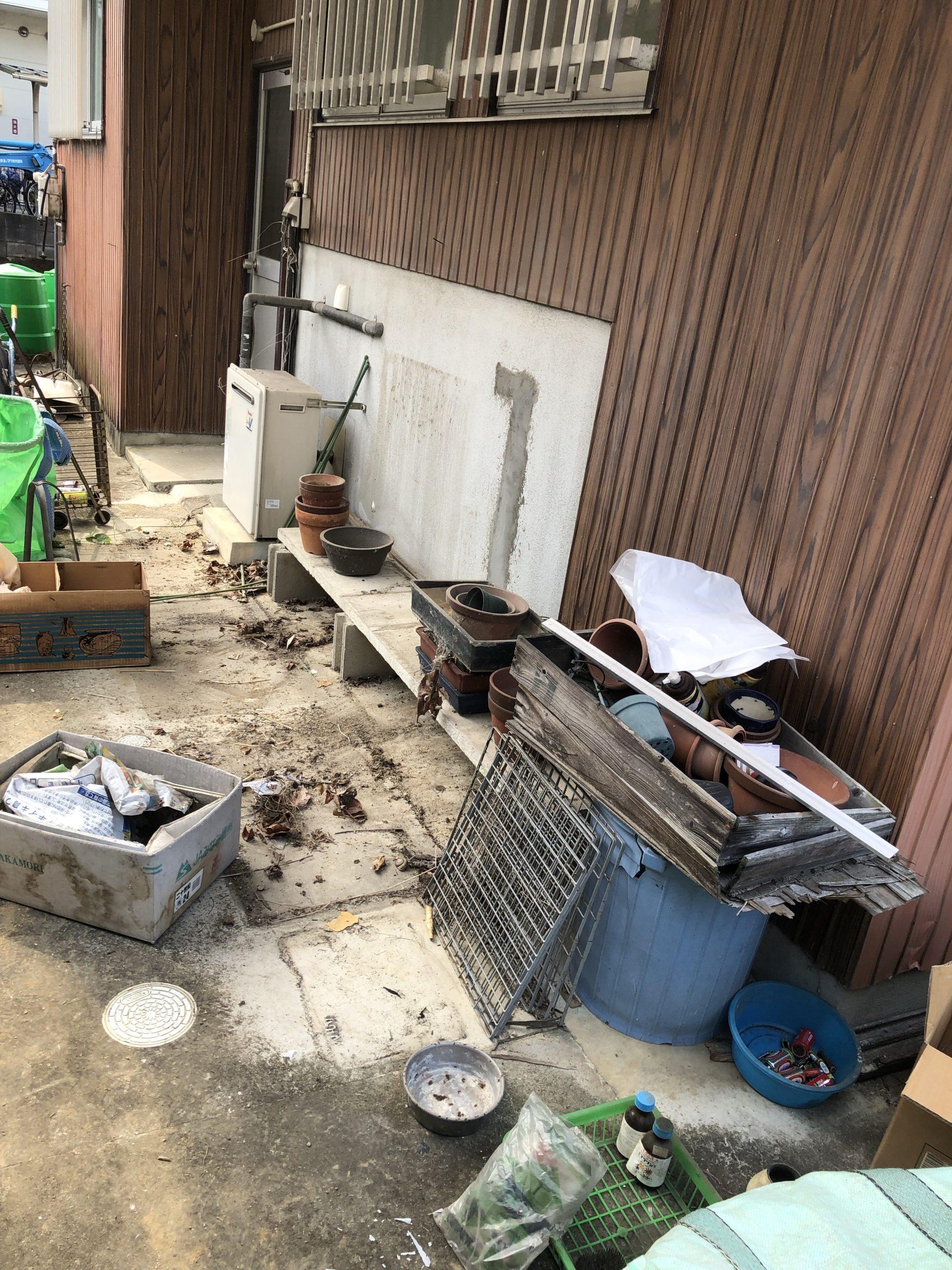 三重県津市や鈴鹿市で不用品回収や処分のご相談。遺品整理や生前整理、家屋解体工事の見積り業者なら株式会社kousui