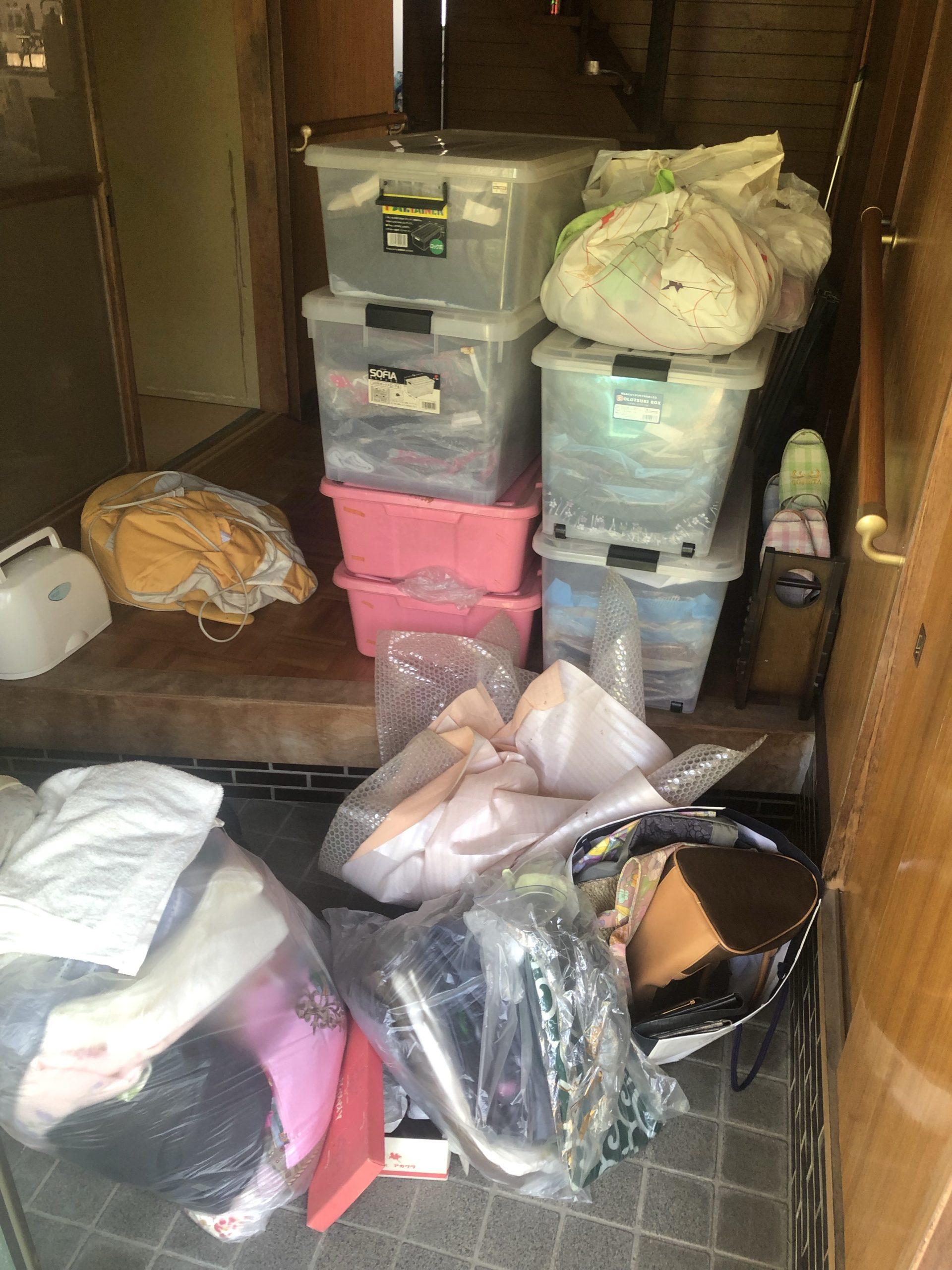 三重県津市や松阪市で不用品回収や処分のご相談。遺品整理や生前整理、家屋解体工事の見積り業者なら株式会社kousui
